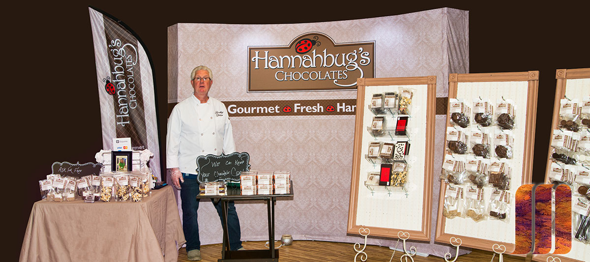 HannahBugs Booth